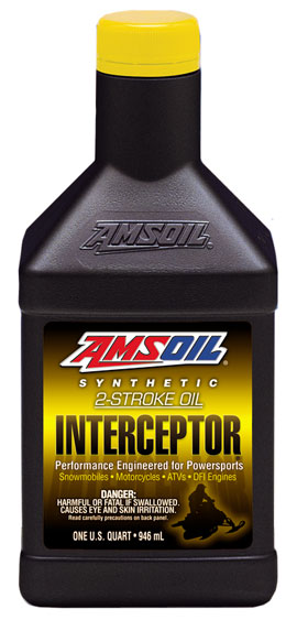 INTERCEPTOR 2-Cycle Oil (AIT)