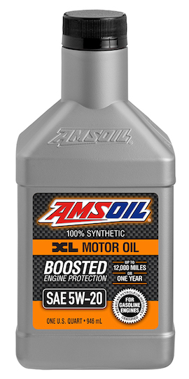 5W-20 Extended Life (XLM) Synthetic Motor oil 5W20