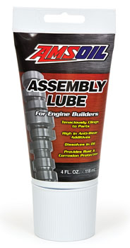 High-Quality Assembly Lube for Racing, Performance and Other Four-Stroke Engines